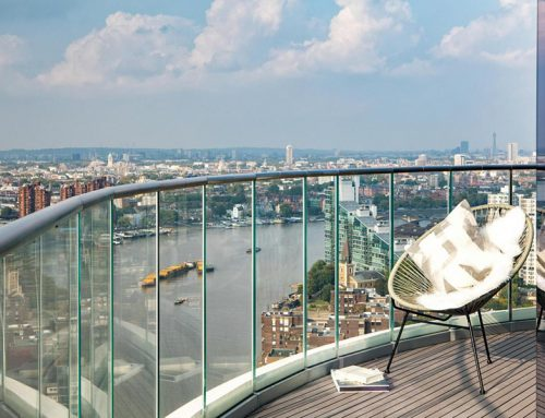 Penthouse, Falcon Wharf,River Thames, London