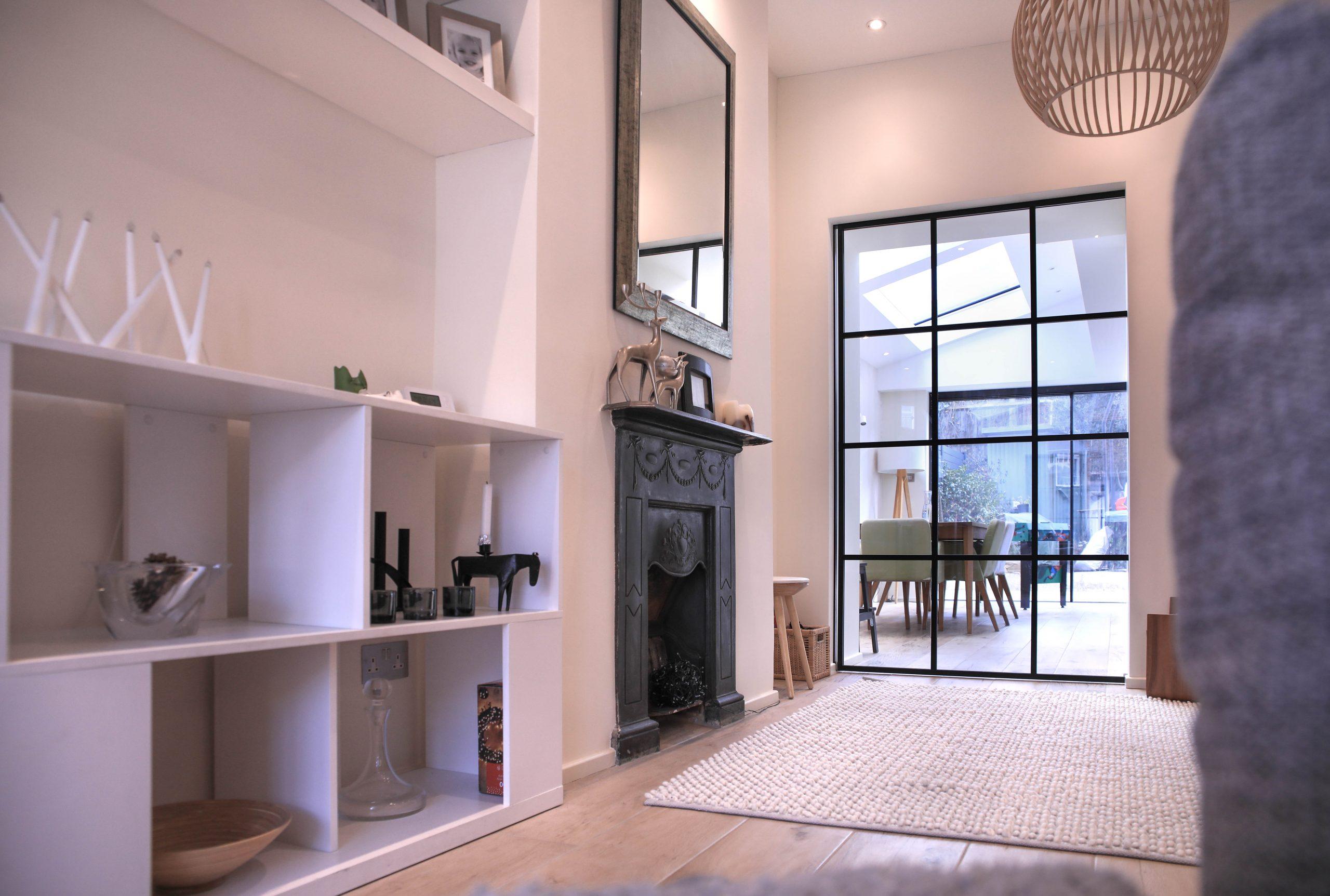 luxury home builders london